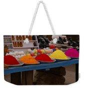 Coloured Powder Weekender Tote Bag
