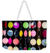 Colourful Circles Weekender Tote Bag