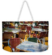 Colourful Confusion Weekender Tote Bag