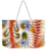 Colourful Emotions Weekender Tote Bag