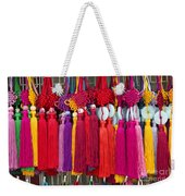 Colourful Souvenirs In China Weekender Tote Bag
