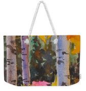 Colours Of The Rainbow Weekender Tote Bag