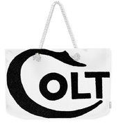 Colt's Patent Fire Arms Weekender Tote Bag
