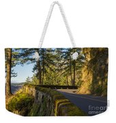 Columbia River Gorge Highway Weekender Tote Bag