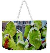 Columbus Pears Weekender Tote Bag
