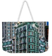 Columbus Tower In San Francisco Weekender Tote Bag