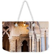 Columns And Arches No3 Weekender Tote Bag