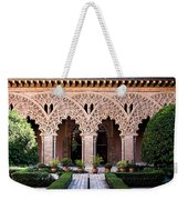 Columns And Arches No4 Weekender Tote Bag