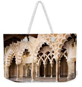 Columns And Arches No1 Weekender Tote Bag