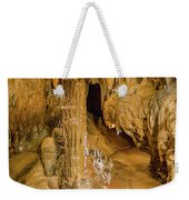 Columns In The Caves Weekender Tote Bag