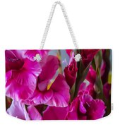 Columns Of Colour Weekender Tote Bag