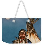 Comanche Moon Weekender Tote Bag