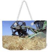 Combine Harvester  Weekender Tote Bag