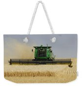 Combine Working A Field On The Weekender Tote Bag