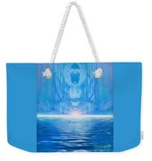 Come Away With Me Weekender Tote Bag