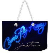 Come Fly Away On Broadway Weekender Tote Bag
