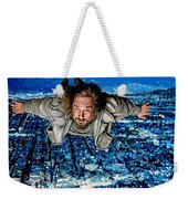 Come Fly With Me Weekender Tote Bag by Tom Roderick