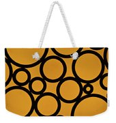 Come Full Circle Weekender Tote Bag by Christi Kraft
