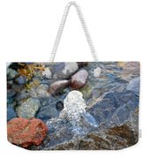 Come Gurgling Out Weekender Tote Bag