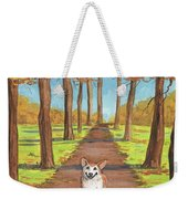 Come Here My Little Maple Leaf Weekender Tote Bag