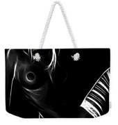 Come Into My Darkness Weekender Tote Bag