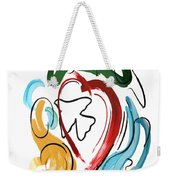 Come Into My Heart Weekender Tote Bag