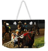 Horse Racing Come On Number 6 Weekender Tote Bag