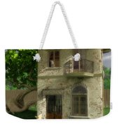 Come Out And Play Weekender Tote Bag by Cynthia Decker