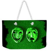 Comedy And Tragedy Masks 3 Weekender Tote Bag