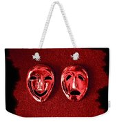 Comedy And Tragedy Masks 4 Weekender Tote Bag