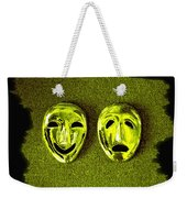 Comedy And Tragedy Masks 6 Weekender Tote Bag