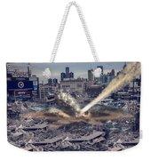 Comerica Park Asteroid Weekender Tote Bag