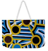 Comets Of Karma Weekender Tote Bag