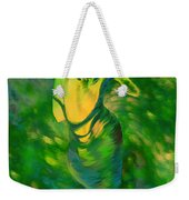 Coming Home After The Party Weekender Tote Bag