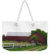 Coming Home - Digital Painting Effect Weekender Tote Bag