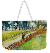 Coming Home From Work, 1982 Wc On Paper Weekender Tote Bag