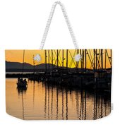 Coming In Weekender Tote Bag by Mike Reid
