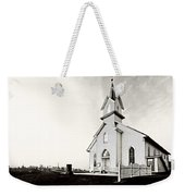 Coming Out Of The Mist Weekender Tote Bag by Marcia Colelli