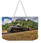 Coming 'round The Mountain Weekender Tote Bag