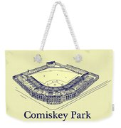 Comiskey Park 1910 Weekender Tote Bag