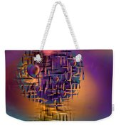 Command Central Weekender Tote Bag