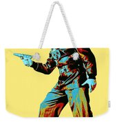 Commando Cody 3 Weekender Tote Bag