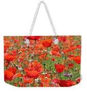 Commemorative Poppies Weekender Tote Bag