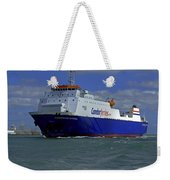 Commodore Goodwill Weekender Tote Bag