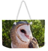 Common Barn Owl 10 Weekender Tote Bag