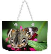 Common Buckeye Junonia Coenia Weekender Tote Bag