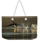 Common Loon Pictures 152 Weekender Tote Bag
