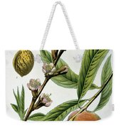 Common Peace Persica Vulgaris Weekender Tote Bag