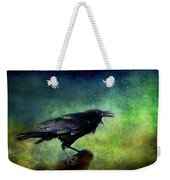 Common Raven Weekender Tote Bag