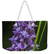 Common Spotted Orchid Weekender Tote Bag